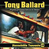 Tony Ballard Folge 18 Horrorhölle Tansania