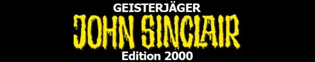 John Sinclair Edition 2000