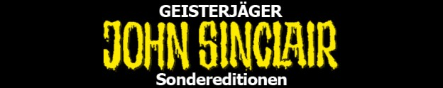 John Sinclair Sondereditionen
