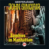 John Sinclair Edition 2000 – Folge 50 – Zombis in Manhatten